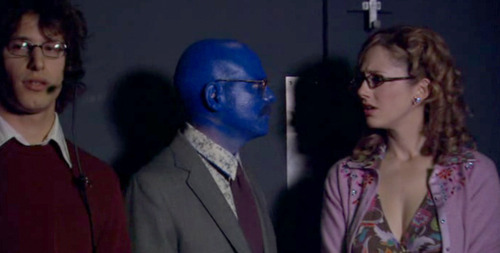 "Andy Samberg em ""Arrested Development"""