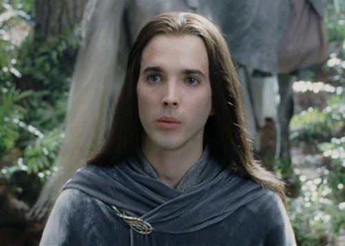 "Bret Mackenzie (Flight Of The Conchords, banda musical) em ""Lord Of The Rings (Senhor dos Anéis)"""