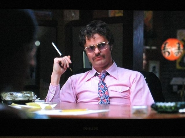 "Rainn Wilson (The Office) em ""Almost Famous (Quase Famosos)"""