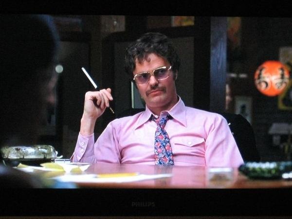 "Rainn Wilson (The Office) em ""Almost Famous (Quase Famosos)"""