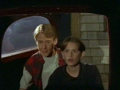 "Ryan Gosling em ""Are you afraid of the Dark? (Clube do Terror)"""