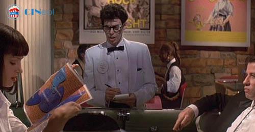 """Steve Buscemi em """"Pulp Fiction"""""""