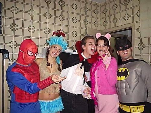 Tipos de festas temáticas