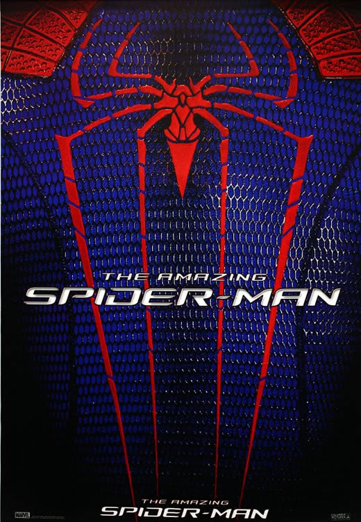 Poster do The Amazing Spiderman