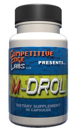 M-Drol - efeitos colaterais