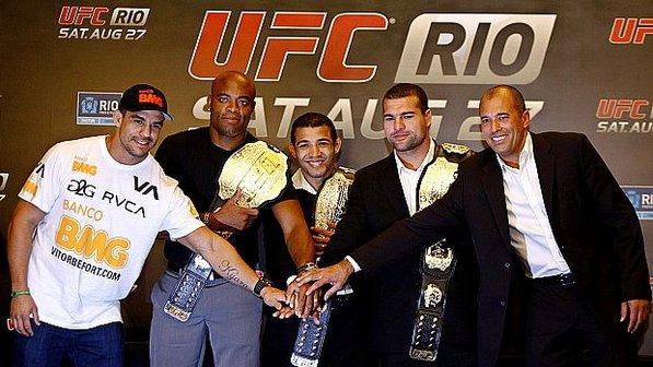 UFC 134: Rio de Janeiro