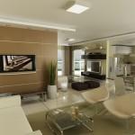 apartamentos de luxo decorados
