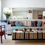 Apartamentos pequenos, de luxo, decorados - 650 × 450