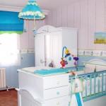 decoração-para-quarto-bebe-menino