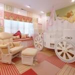Decoração de quartos de bebês - Meninos e Meninas