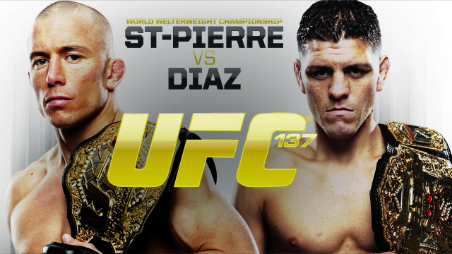 UFC 137 - Card Completo