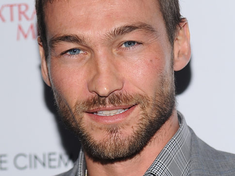 Morre Andy Whitfield, o lendário Spartacus - fotos de andy whitfield