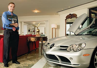 Pessoas mais ricas do mundo - Eike Batista
