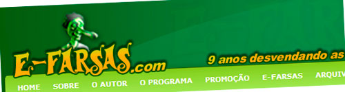 E-FARSAS.COM - MENTIRAS DA INTERNET - DETETIVE VIRTUAL