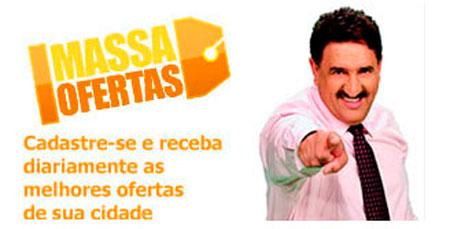 MASSA OFERTAS - COMPRAS COLETIVAS RATINHO - WWW.MASSAOFERTAS.COM.BR