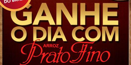 PROMOÇÃO GANHE O DIA COM PRATO FINO - WWW.GANHEODIACOMPRATOFINO.COM.BR