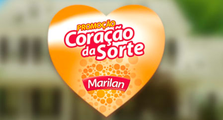 WWW.MARILANCORACAODASORTE.COM.BR - PROMOÇÃO MARILAN CORAÇÃO DA SORTE