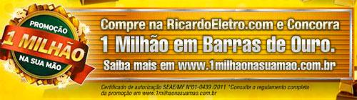 WWW.1MILHAONASUAMAO.COM.BR - PROMOÇÃO 1 MILHÃO NA SUA MÃO - MAQUINA DE VENDAS
