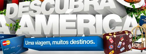 WWW.DESCUBRAAMERICA.COM.BR - PROMOÇÃO DESCUBRA A AMÉRICA