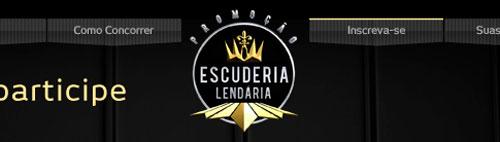 WWW.ESCUDERIALENDARIA.COM.BR - PROMOÇÃO ESCUDERIA LENDÁRIA - AMERICAN EXPRESS BRADESCO