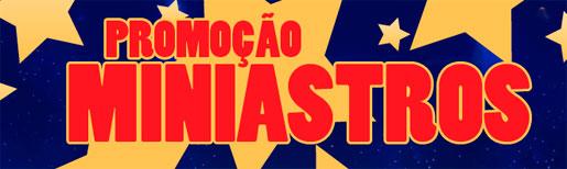 PROMOÇÃO MINIASTROS FRIBOI - WWW.MINIASTROSFRIBOI.COM.BR
