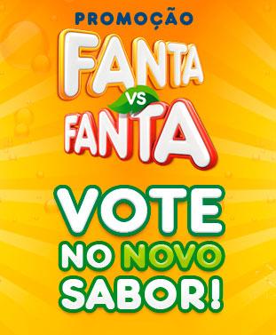 WWW.FANTA.COM.BR - PROMOÇÃO FANTA VS FANTA - VOTE NO NOVO SABOR
