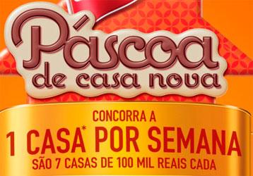PROMOÇÃO PÁSCOA DE CASA NOVA 2012 - FAMÍLIA EXTRA