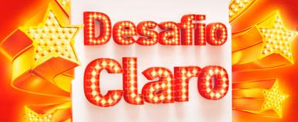 WWW.DESAFIOCLARO.COM.BR - PROMOÇÃO DESAFIO CLARO