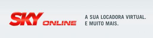 WWW.SKYONLINE.COM.BR - LOCADORA VIRTUAL DE FILMES - SKY ONLINE