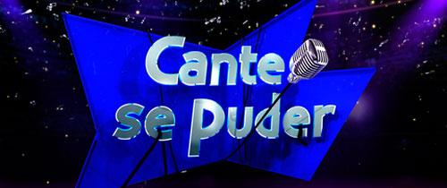 CANTE SE PUDER - WWW.SBT.COM.BR/CANTESEPUDER