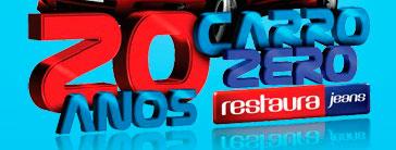 PROMOÇÃO RESTAURA JEANS 20 ANOS CARRO ZERO - WWW.RESTAURAJEANS20ANOS.COM.BR
