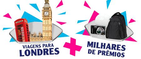 PROMOÇÃO JOGOS OLÍMPICOS DE LONDRES 2012 - PIPOCA YOKI