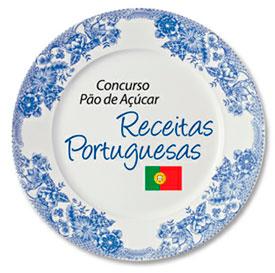 PROMOÇÃO PÃO DE AÇÚCAR RECEITAS PORTUGUESAS