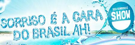 WWW.PROMOCAOSORRISO.COM - PROMOÇÃO SORRISO É A CARA DO BRASIL