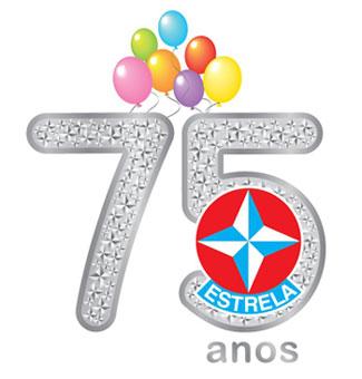 WWW.ESTRELA.COM.BR - PROMOÇÃO ESTRELAS DA ESTRELA 75 ANOS