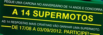 WWW.14SUPERMOTOS.COM.BR - PROMOÇÃO TRANSFORMAÇÃO EM DUAS RODAS - LEROY MERLIN