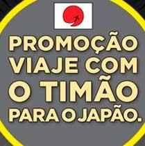 WWW.APITOPROMOCIONAL.COM.BR - PROMOÇÃO VIAJE COM O TIMÃO PARA O JAPÃO