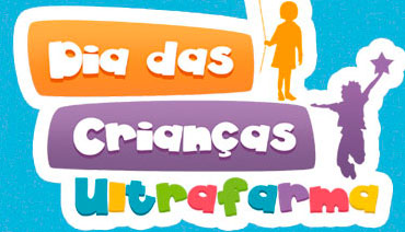 WWW.ULTRAFARMA.COM.BR/DIADASCRIANCAS - PROMOÇÃO DIA DAS CRIANÇAS ULTRAFARMA