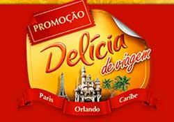 WWW.DELICIADEVIAGEM.COM.BR - PROMOÇÃO DELÍCIA DE VIAGEM